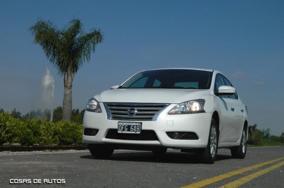 Test Nuevo Nissan Sentra - Cosas de Autos