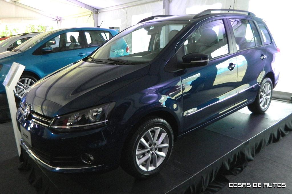 Argentina: Volkswagen presentó el Nuevo Suran que estrena motor 16v