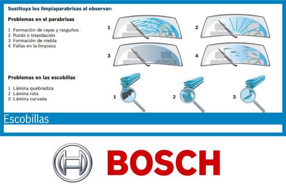 Limpiaparabrisas Bosch Aerofit