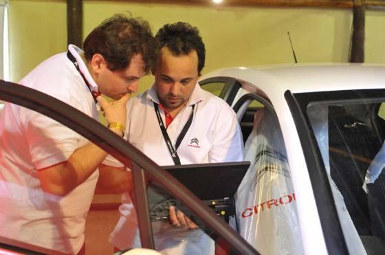 Posventa: Citroën Argentina premió a sus mejores técnicos y recepcionistas de 2014
