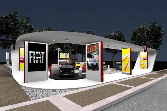 Verano 2015: fuerte presencia de Fiat en la Costa argentina y Punta del Este