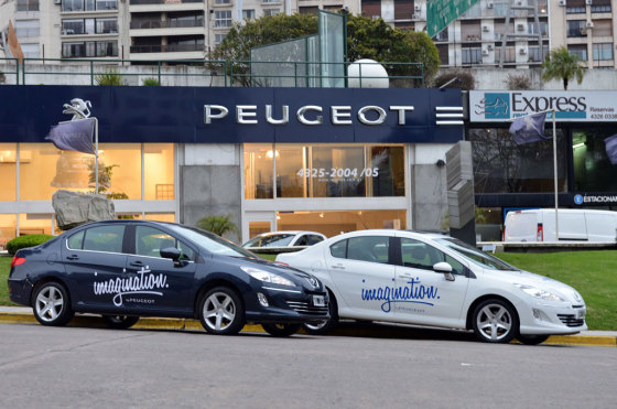 RSE: #ImaginationByPeugeot, con mayor presencia en la web