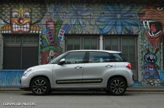 Test del Fiat 500L - Cosas de Autos