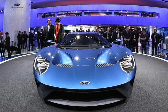 Nuevo Ford GT 2015