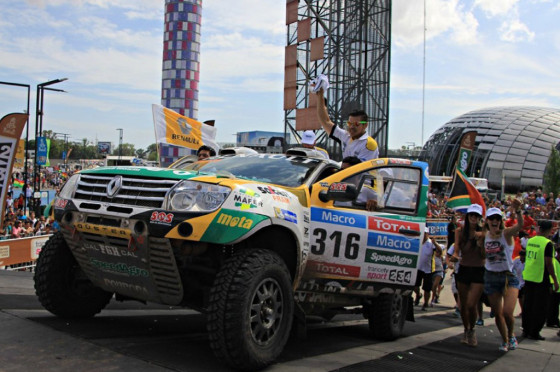 Renault Duster Team 2015