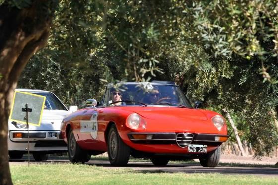 Autos clásicos: Fiat estará junto al Rally de las Bodegas 2015