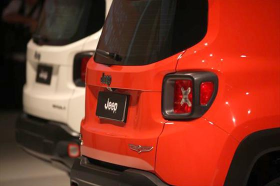 Se presentó en Río el Jeep Renegade que se lanza en Argentina en octubre