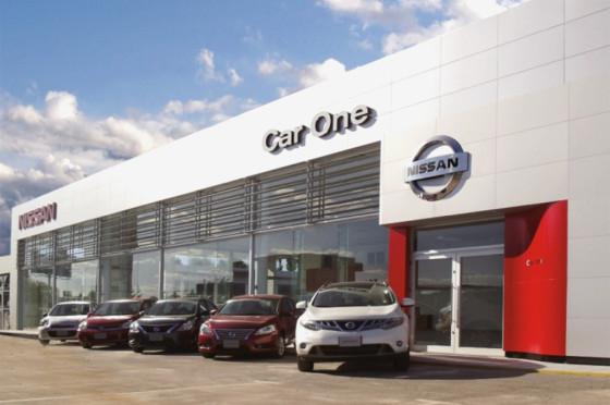 Nissan abrió en Tortuguitas su showroom más grande de Argentina