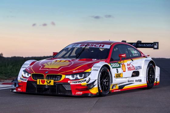 Shell y BMW profundizan su alianza en la competición