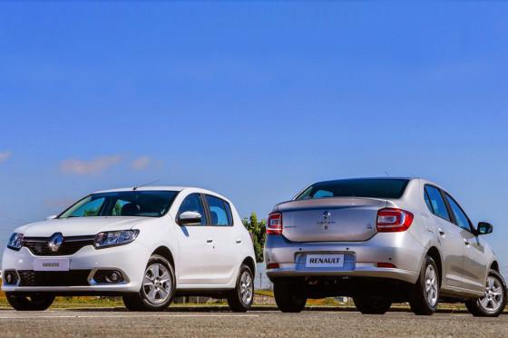 Renault Logan y Sandero