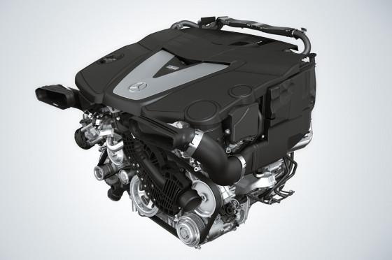 Mercedes OM642