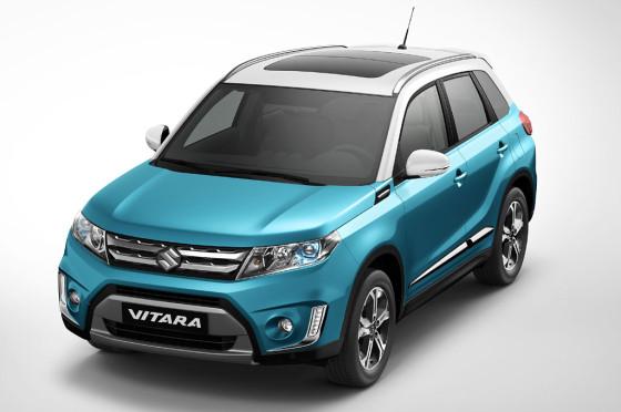 El Nuevo Suzuki Vitara ya se fabrica en Hungría