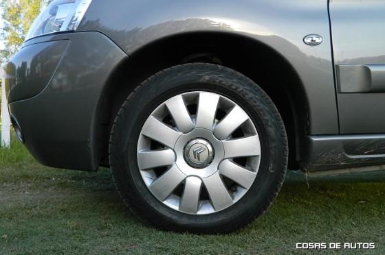 Test Citroën Berlingo XTR - Foto: Cosas de Autos