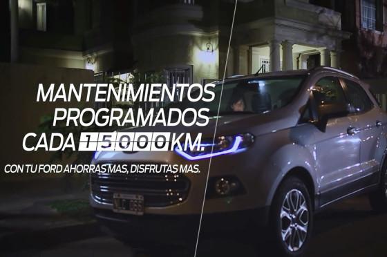 #Posventa: Ford lanzó la nueva campaña 5.000 km más