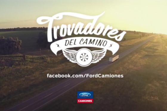 """Video: Ford Camiones lanzó """"Trovadores del Camino"""""""