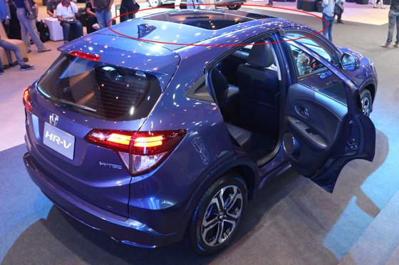 Honda-HR-V en Tailandia