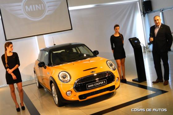 Se presentó el Nuevo MINI Cooper en Argentina
