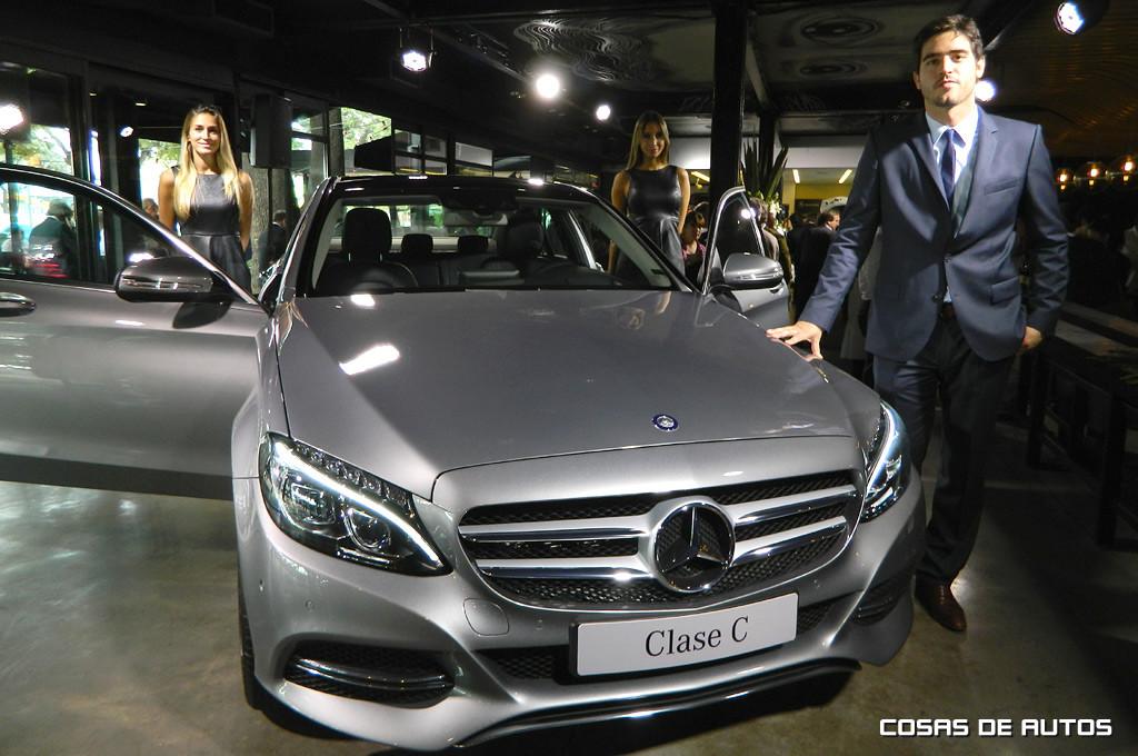 Joaquín Pérez Curiel, product manager de Autos de Pasajeros en Mercedes-Benz Argentina