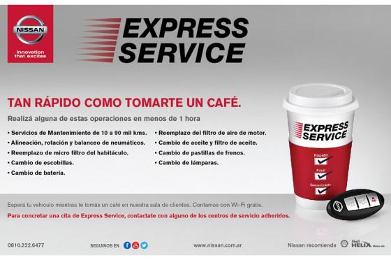 #Posventa: Nissan Argentina lanza Express Service