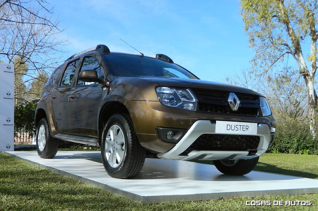 Argentina  se presentó la renovación del Renault Duster 3f6d6a36e80