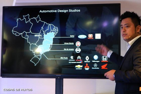 Brasil, tierra de Centros de Diseño