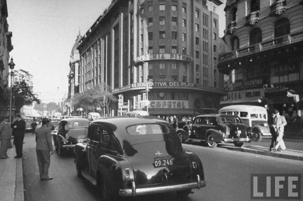 Buenos Aires en 1944