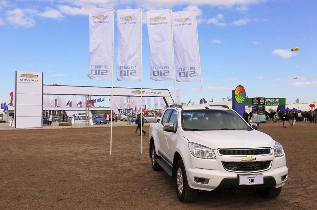 Agroactiva 2015: Chevrolet exhibe desde bicicletas hasta el Camaro