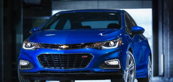 Chevrolet presentó el Cruze que se fabricará en la Argentina