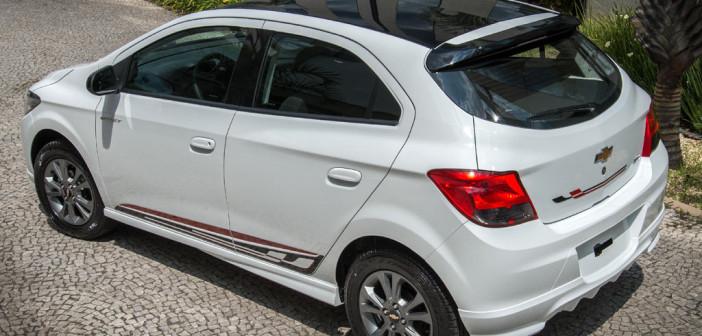 Argentina: ya está a la venta el Chevrolet Onix Effect a $221.800