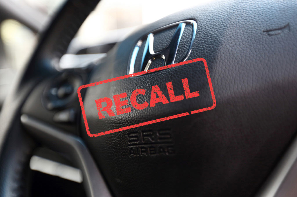 Honda Argentina se suma a un recall global que afecta a Accord, Civic, CR-V y Fit