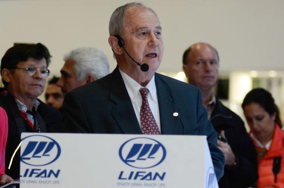 Daniel Lucesoli, vice-presidente de LIFCAR S.A.