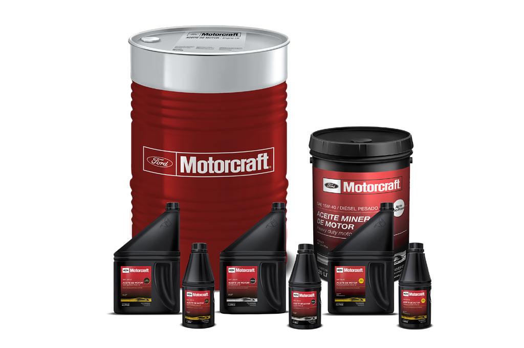 Ford presentó los nuevos lubricantes Motorcraft