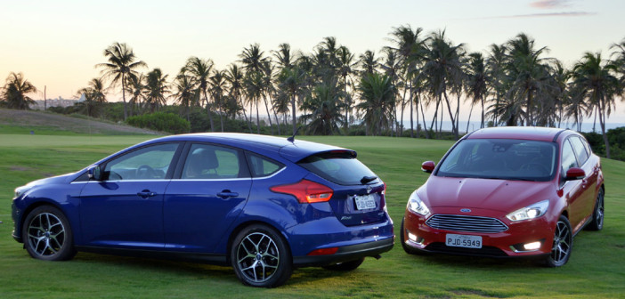 Ford presentó en Brasil el Nuevo Focus que se lanza en Argentina en julio