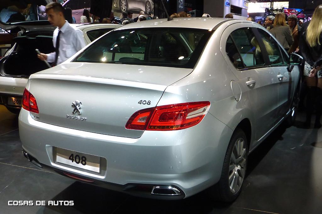 Nuevo Peugeot 408