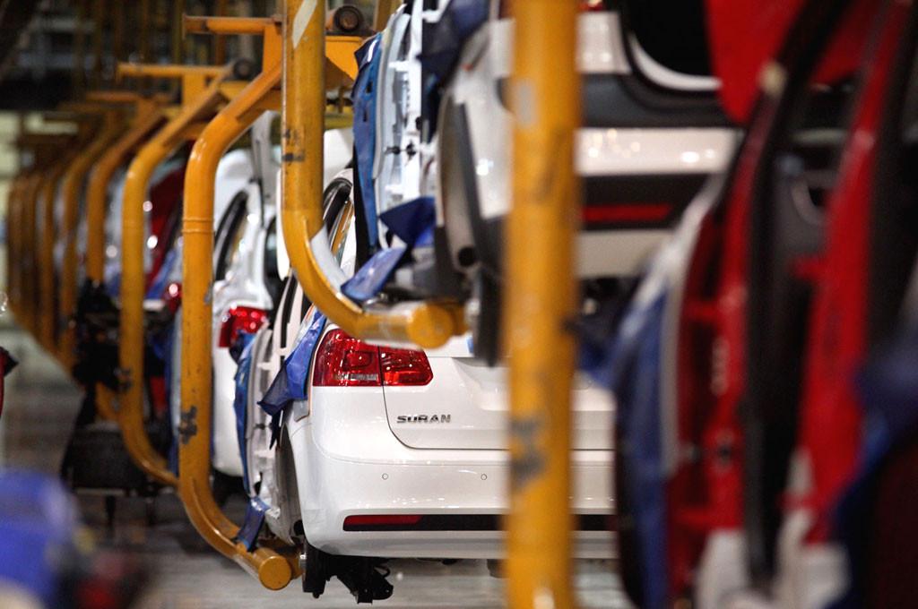 Planta Pacheco de VW Argentina