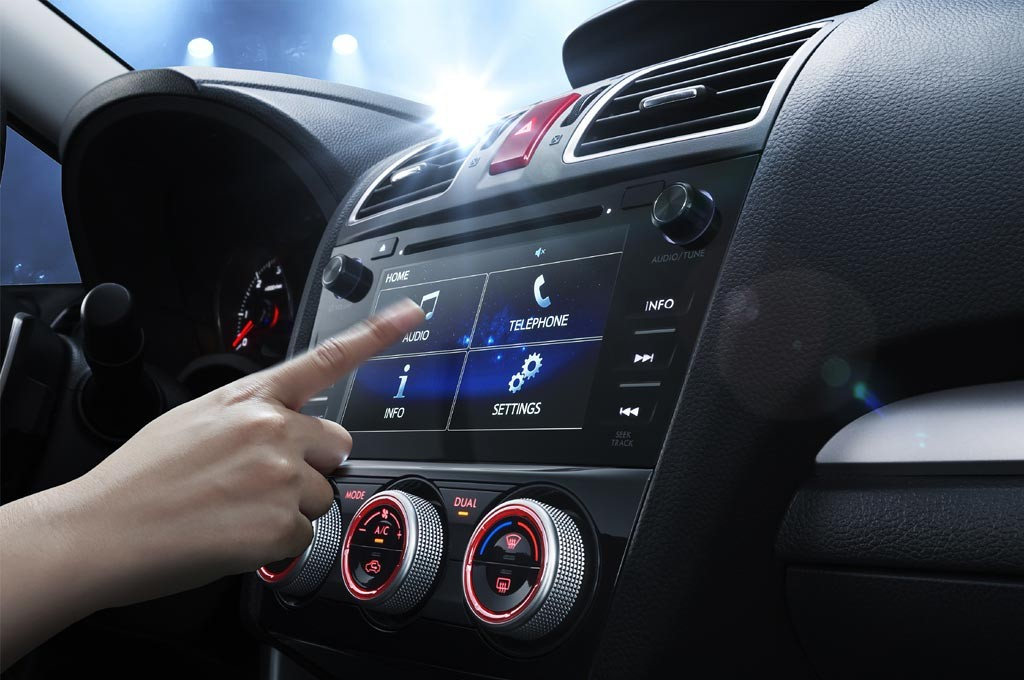 Subaru suma más equipamiento a la Forester