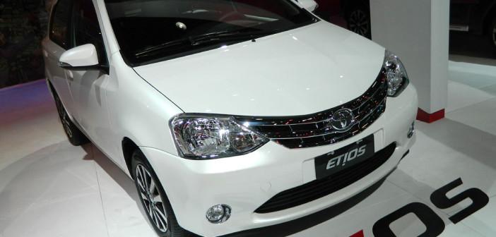 Argentina: se lanzó a la venta el Toyota Etios Platinum desde $207.300