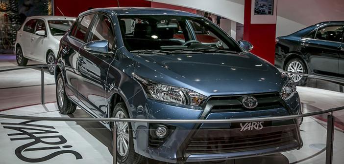 Ponele una ficha: Toyota traerá el Yaris tailandés que mostró en el Salón de Buenos Aires