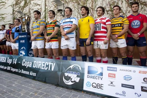 Autos y rugby: en 2015, las marcas de autos apostaron por la ovalada