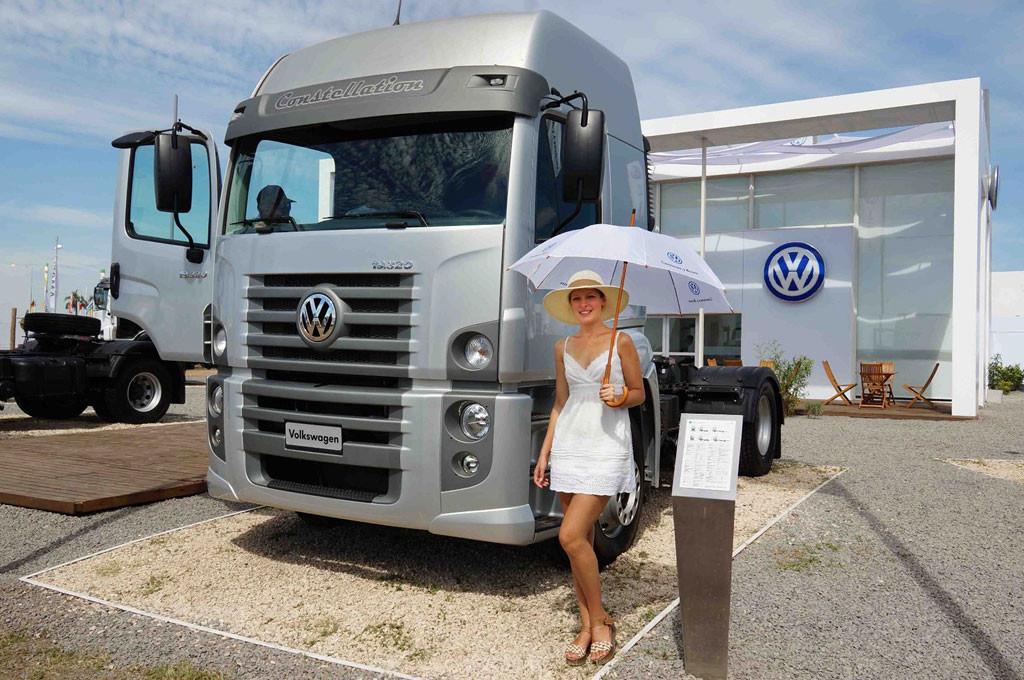 VW nuevamente presente en Agroactiva