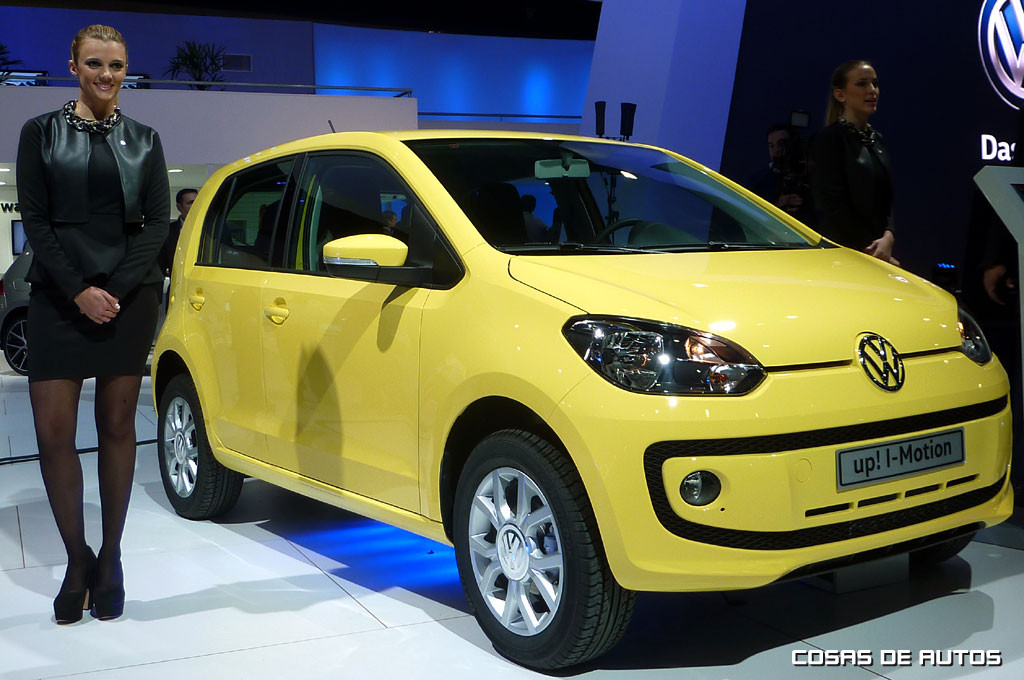 Volkswagen up! I-motion