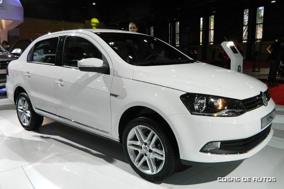 Volkswagen Voyage Evidence
