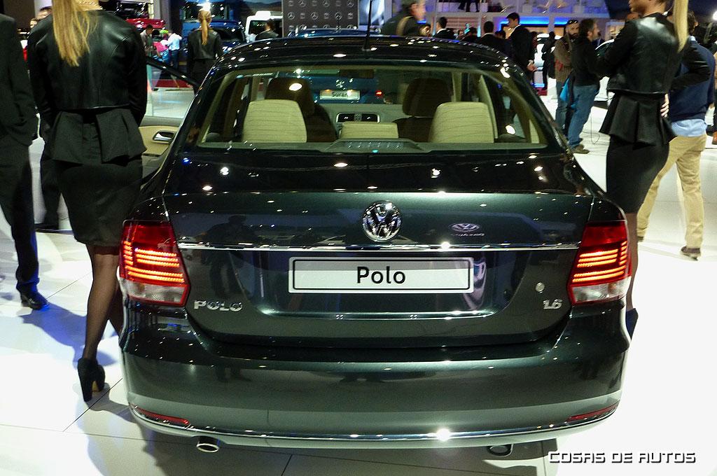 #SalonAutoBA: gran despliegue de VW con el Polo indio, la gama Golf y cambios en Amarok