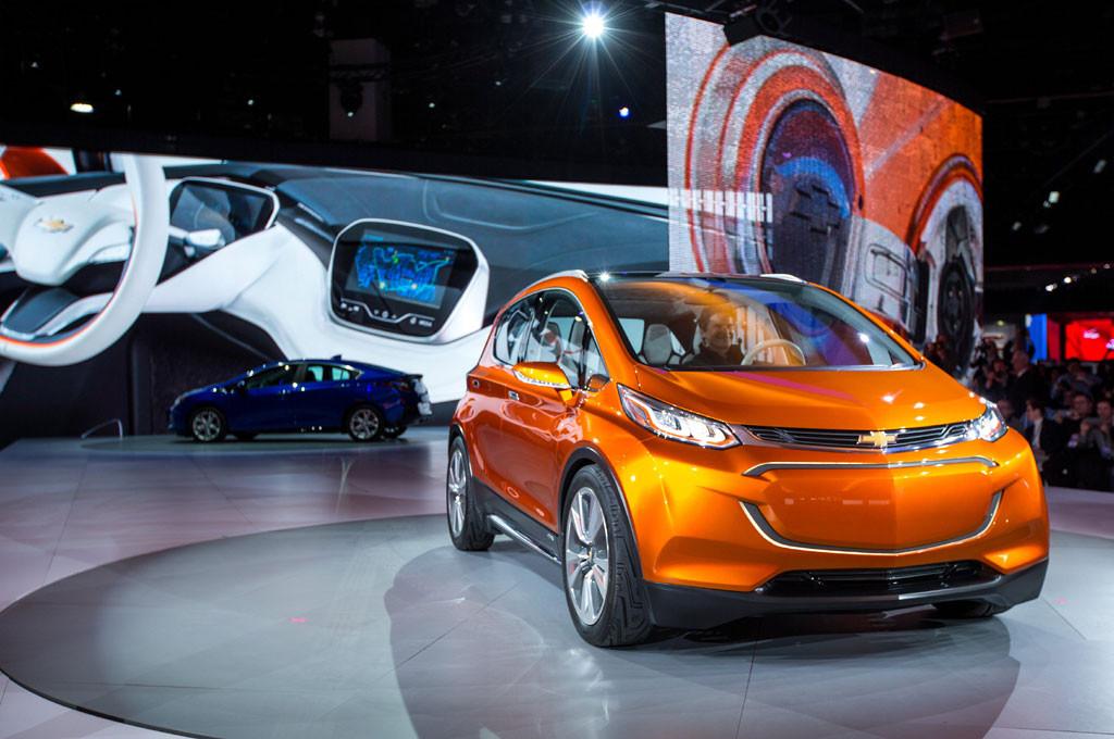 Chevrolet Bolt, el último modelo anunciado por GM.