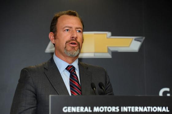 Dan Ammann, presidente de General Motors