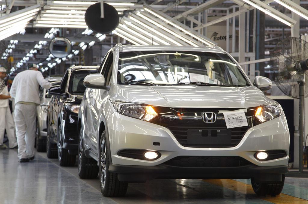 Honda Campana produce el HR-V