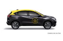 El gobierno sumó el Honda HR-V a su plan de créditos para taxis