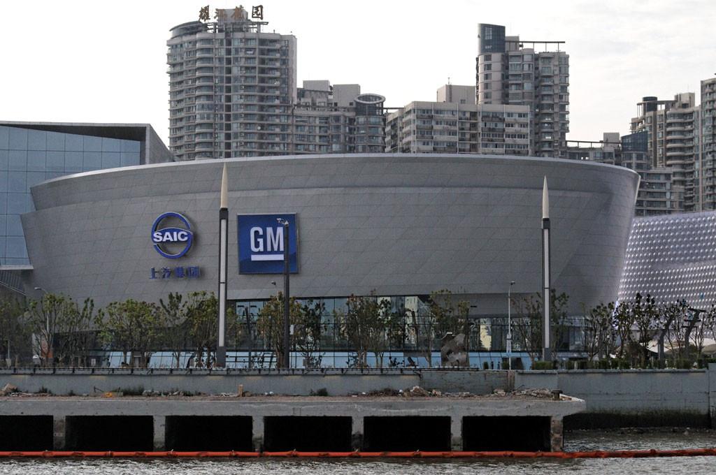 SAIC GM en China