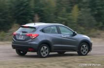 Test del Honda HR-V - Foto: Cosas de Autos