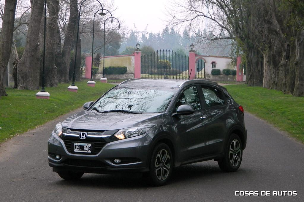 Test del Honda HR-V EXL - Foto: Cosas de Autos